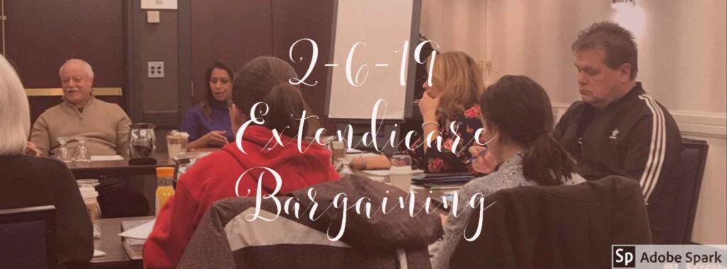 2-6-19 Extendicare Bargaining