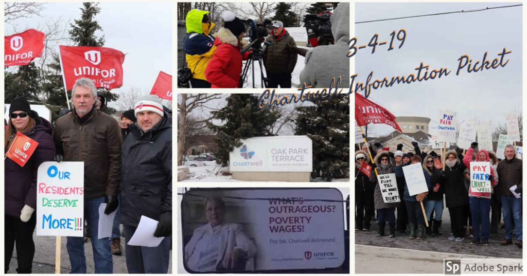 3-4-19 Chartwell Information Picket