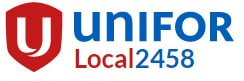 UniforLocal2458 Logo