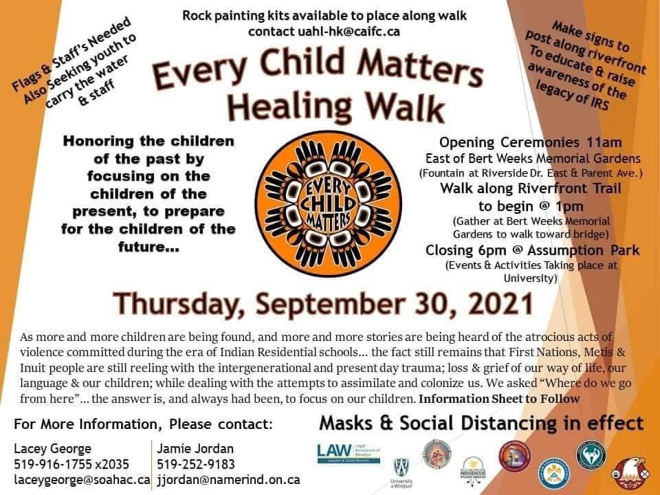 Healing Walk